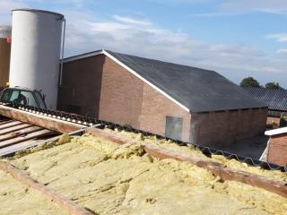 Vervangen dak